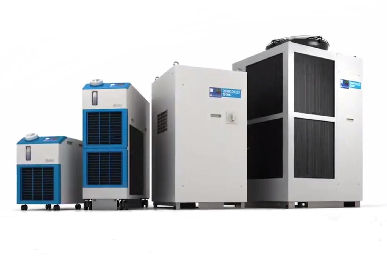 SMC Auswahlhilfe für Kühl- und Temperiergeräte
