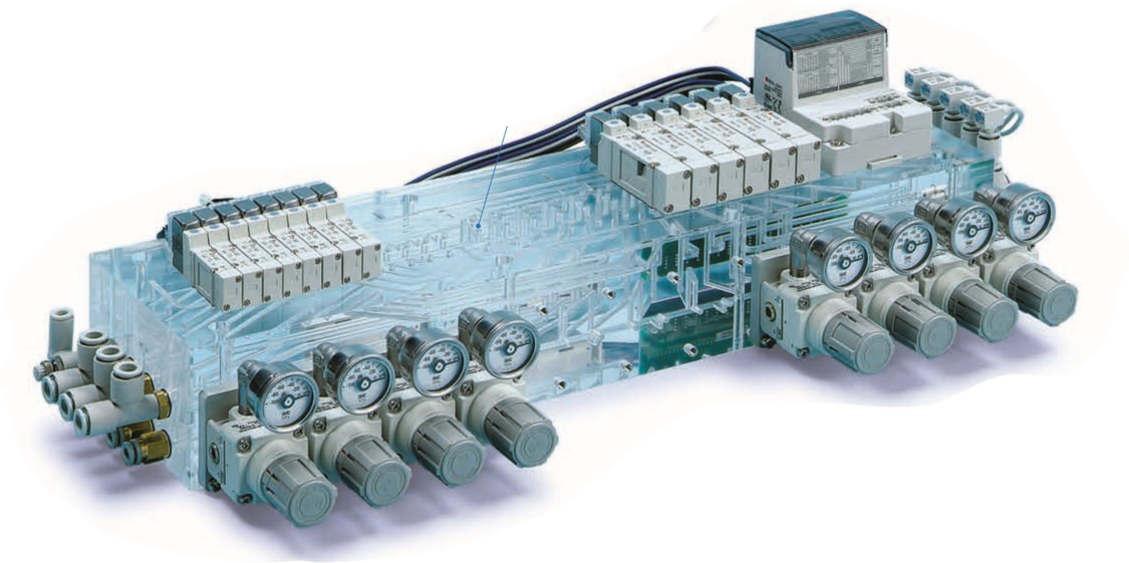 Manifolds von SMC