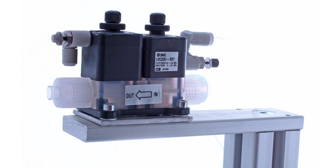 Back suction valve