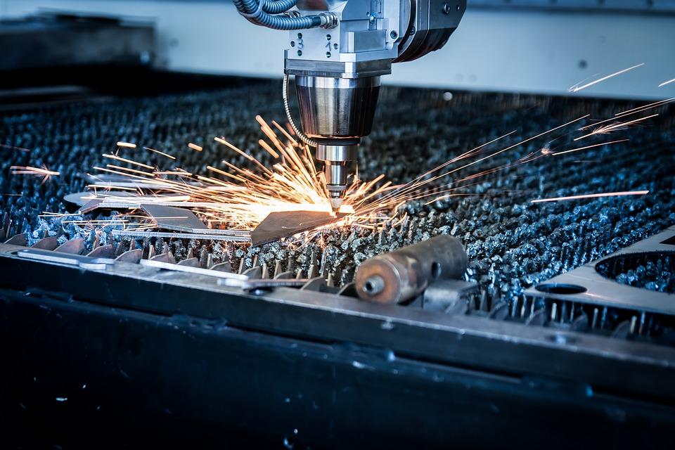 Lasertemperierung von SMC