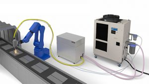 HRL, Thermo chiller for two circuits from 10 - 27 kW with inverter control