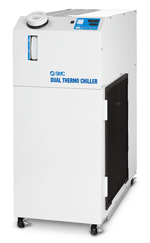 HRLE, Thermo-Chiller for two circuits from 8.0 - 9.5 kW, basic type