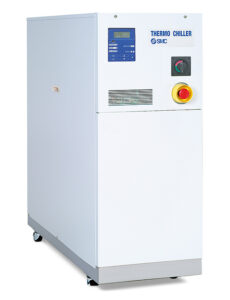HRZ-F, Thermo-Chiller from -20 to +90°C with SEMI approval from 2,0 – 10,0 kW